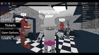 freddy and toy chica getting married ( roblox )