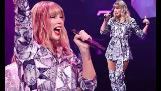 """Taylor Swift performs """" ME!"""" """" Lover"""" and """" You Need to Calm Down"""" at Tmall 11/11 Festival 2019 HD."""