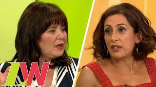 Saira and Coleen Open Up About Their Complex Relationships With Their Fathers | Loose Women