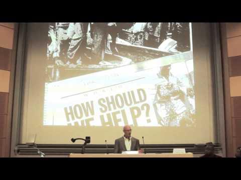 """Keith Snow, Conf/Débat sur """"Les Activités Minières et Les Droits Humains au Congo"""" - Partie 1"""