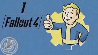 Fallout 4 Прохождение Без Комментариев На Русском На ПК Часть 1 Пролог