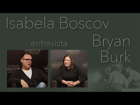 Entrevista com Bryan Burk, Star Wars: The Force Awakens