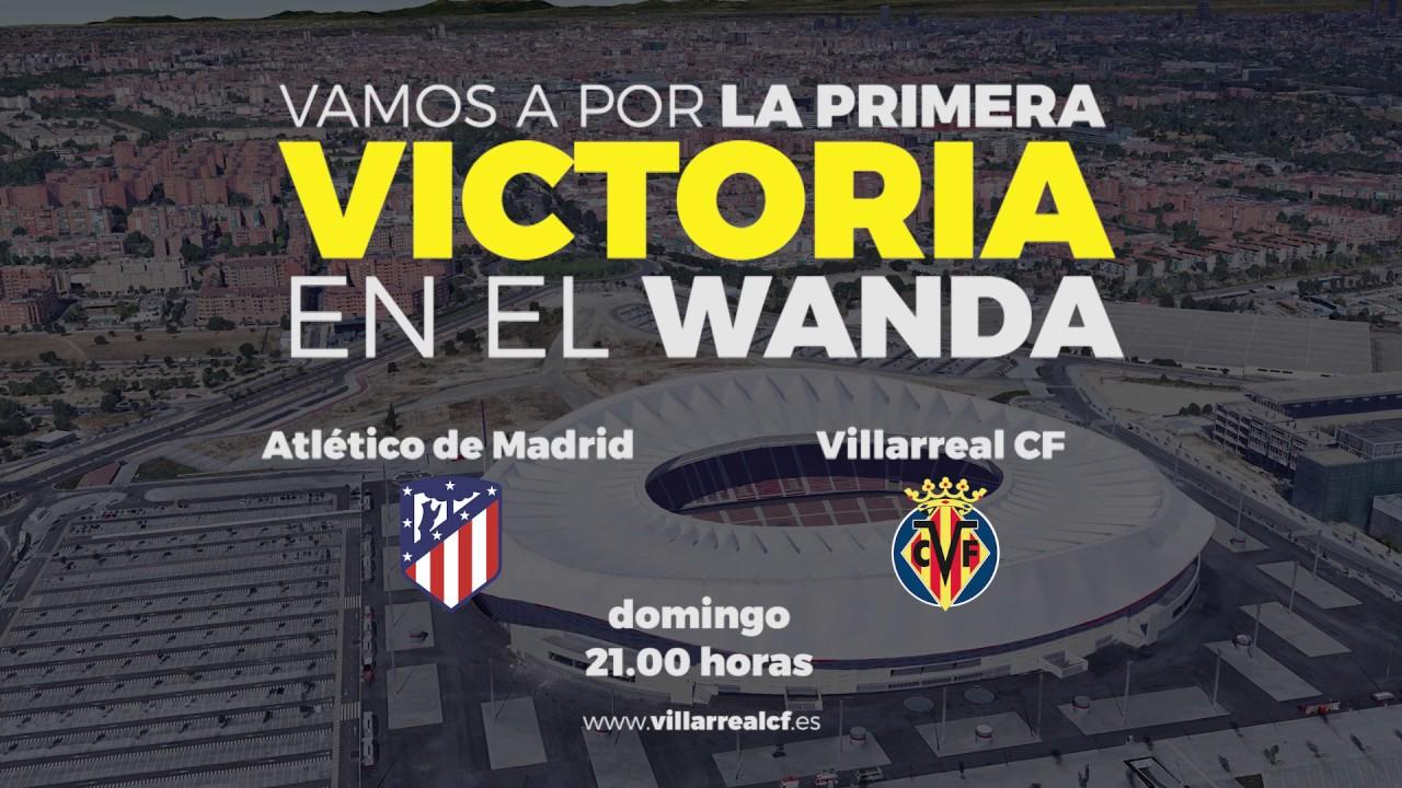 Promo Atlético vs Villarreal CF