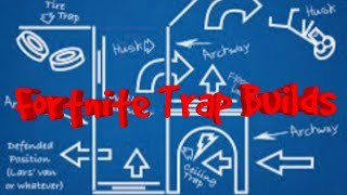 "Best Fortnite STW Trap Builds ""Wait for the Last Trap!"""