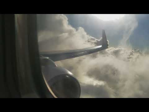 Caribbean Airlines Boeing 737-8 Steep Afternoon Takeoff Piarco
