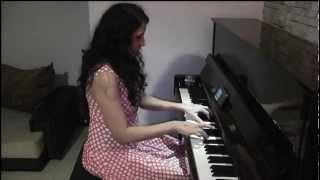 dheere dheere machal Ae Dil- e- Beqaraar - on piano