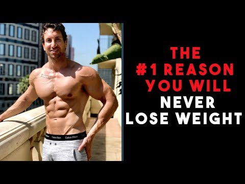 The #1 Reason You Will Never LOSE WEIGHT and BURN FAT