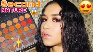 MORPHE SECOND NATURE PALETTE REVIEW/ TUTORIAL