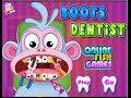 Dora The Explorer Online Games - Dora Hygiene Dentist Game