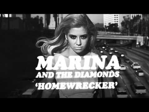 "MARINA AND THE DIAMONDS | ""HOMEWRECKER"""