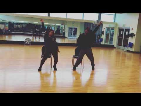 BJ The Chicago Kid - Roses| Choreography by @brittney_ayanna