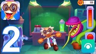 Kick the Buddyman: Mad Lab - Gameplay Walkthrough Part 2 - Premium Weapons (iOS)