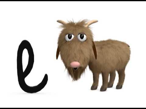 Las vocales A E I O U: Vocal E - Canta Cuento Infantil Educativo - La Pelota Loca