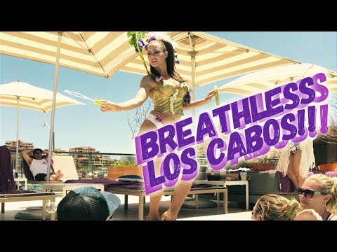 TRAVEL VLOG: WELCOME TO BREATHLESS CABO SAN LUCAS RESORT & SPA