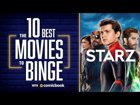 10 Best Movies To Binge On STARZ