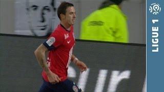 But Nolan ROUX (71') - LOSC Lille - AS Monaco FC (2-0 - 2013/2014
