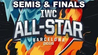 IWC All-Stars Barcelona 2016 Semi Finals / Finals | LoL eSports IWC All Star 2016