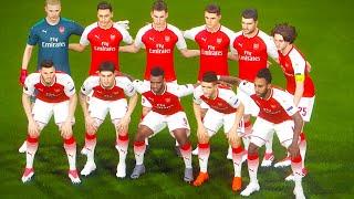 UEFA Super Cup 2019 - Arsenal vs Liverpool Gameplay