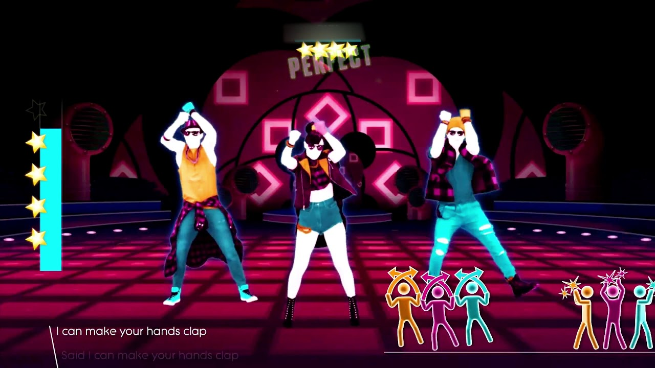 Just Dance 2017 Hand Clap By Fitz And The Tantrums Youtube Hand clap just dance 2017 unlimited super star.mp3. youtube