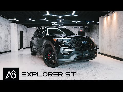 2020 Ford Explorer ST | Under the Covers