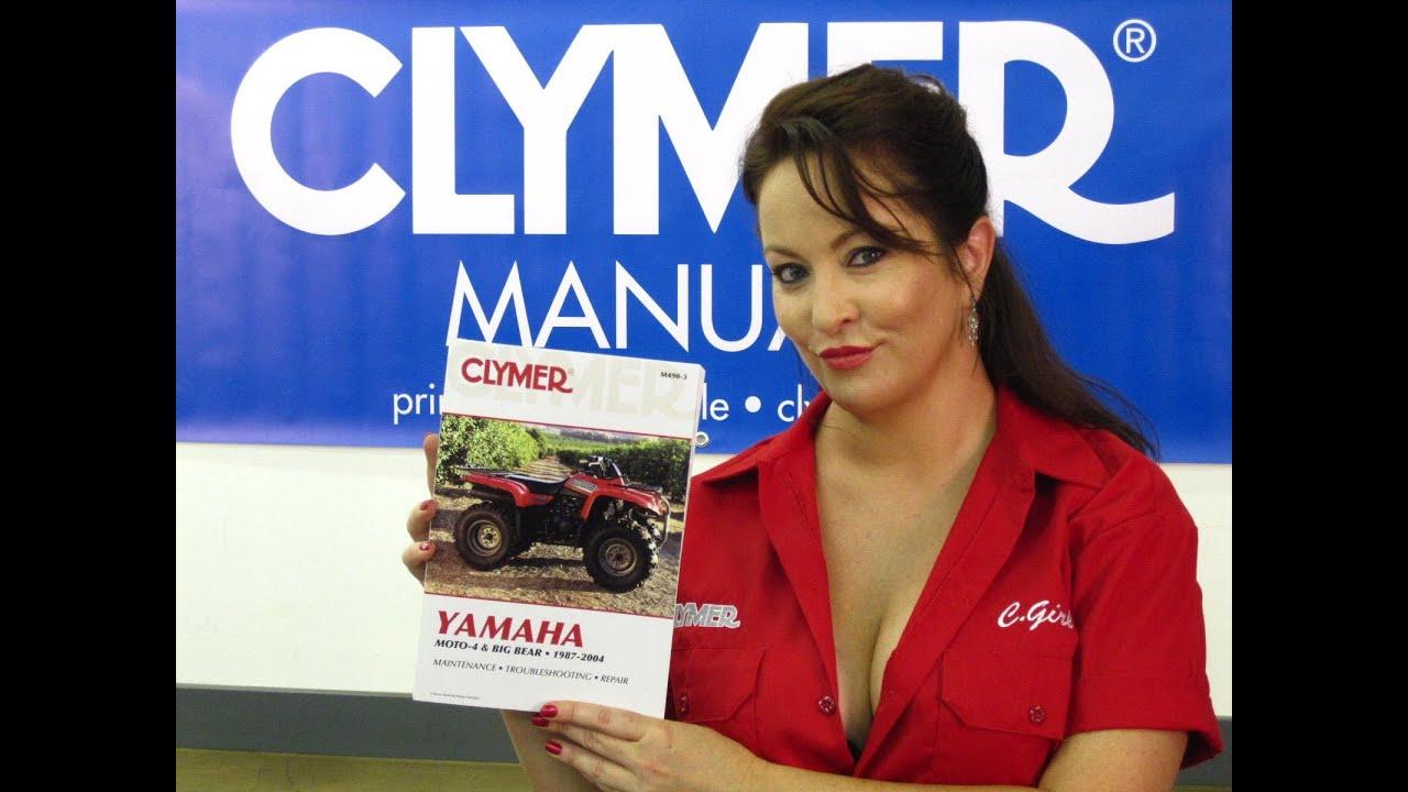 Yamaha Badger Wiring Diagram Moto G Circuit Trusted Clymer Manuals 4 Big Bear Manual Yfm350 Yfm350fw Yfm400 Schematic