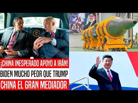 SORPRENDEN A EUA! CHINA LANZA INESPERADO APOYO A IRÁN EN EL G7. NO LO VIERON VENIR. NOTICIAS HOY
