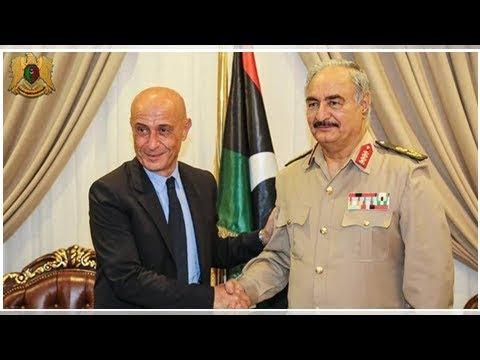 Il giallo, i media: «E' morto il generale Khalifa Haftar, capo delle forze armate di Tobruk»