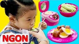 Ăn Cơm Mẹ Nấu   Phần Con Miếng Ngon ❤Susi kids TV❤