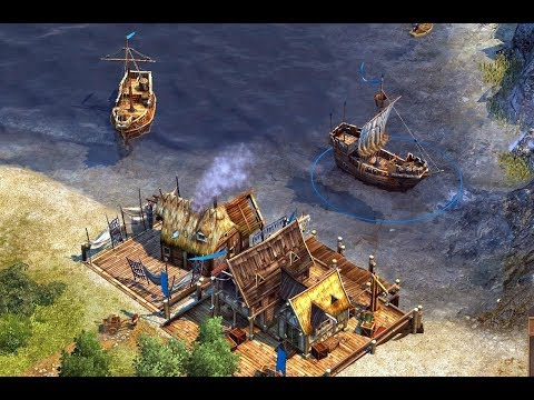 DGA Plays: Dawn of Discovery / Anno 1404 (Ep. 3 - Gameplay / Let's Play)