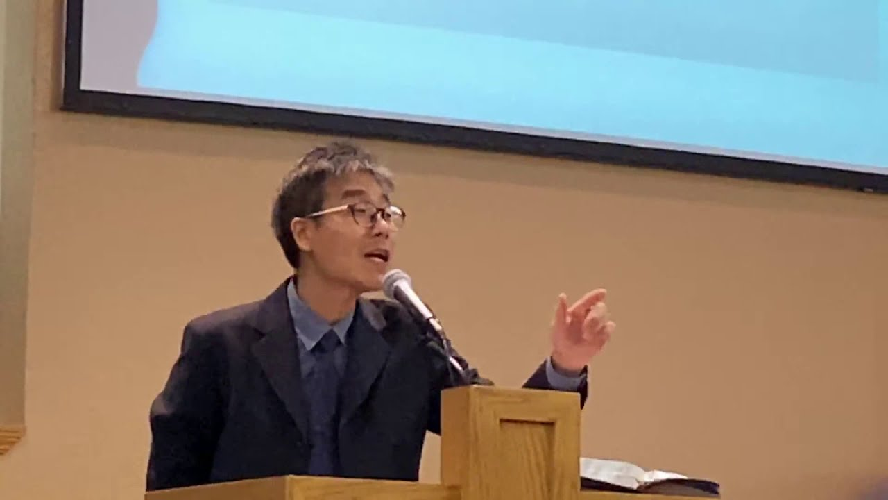 """신년 특별 기도회 """"역전의 하나님 4""""  역전의 주인공  룻기 4장"""