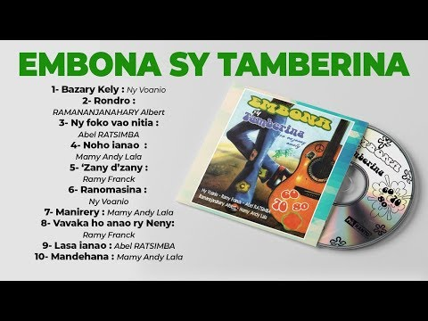 EMBONA SY TAMBERINA Vol.01 (Full Album - Audio)