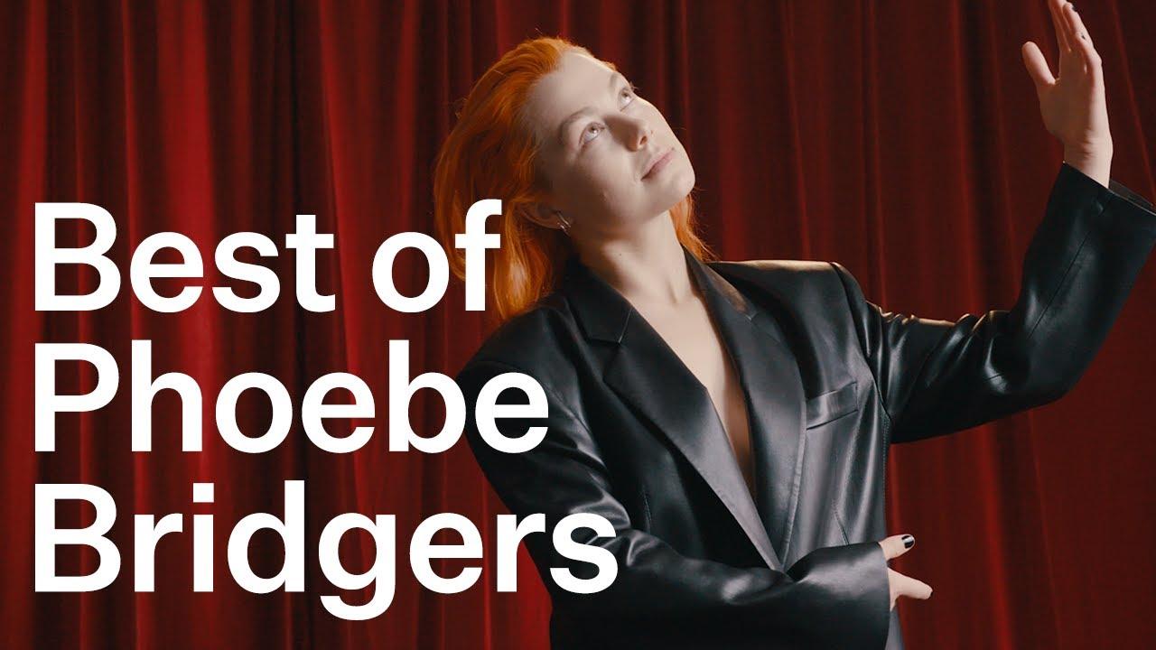 Phoebe Bridgers' Top 8 Career Moments On Set With NYLON | Nylon
