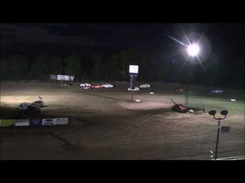 Butler Motor Speedway Street Stock Feature 7/15/17