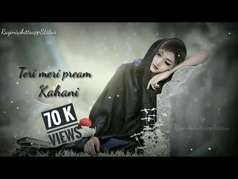 Kitni Dard Bhari Hai Teri Meri Prem Kahani | Female Version Whatsapp Status | Heart Touching Songs
