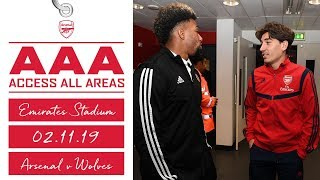 Access All Areas | Arsenal 1-1 Wolves | Premier League | Nov 2, 2019