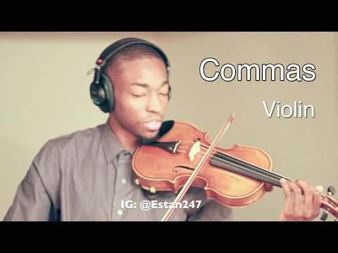 Future - Commas Violin Freestyle by Eric Stanley
