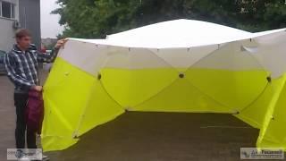 Быстрораскладывающаяся палатка кабельщика для монтажа оптики (ВОЛС, муфты) или меди(Собираем профессиональную палатку Pelsue, предназначенную для монтажных работ. Pelsue - ведущий мировой производ..., 2013-09-03T07:15:45.000Z)