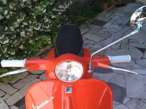 vespa 50 n 1967 youtube. Black Bedroom Furniture Sets. Home Design Ideas