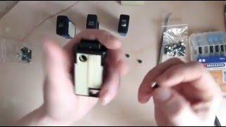 Как сделать яркую равномерную подсветку кнопок от светодиодов