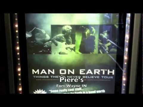 Man On Earth EPK