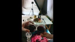 영원커플과 함께하는 옥탑방 테라스 야외베베큐 Vlog