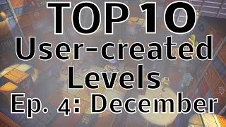 Top 10 User-created Hat in Time Levels Ep 4: December