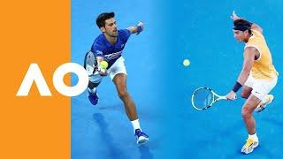 Djokovic. Nadal. This is it. | Australian Open 2019