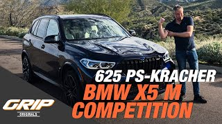 BMW X5 M Competition - Eure Fragen zum 625 PS-Kracher! I GRIP Originals