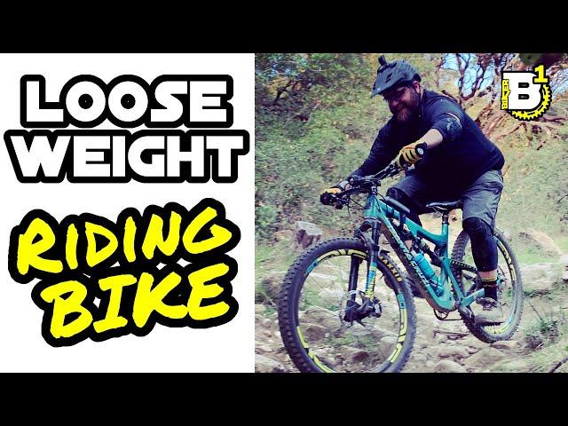 I'm losing 80 lbs. Riding Bike - 80lb Vlog Ep. 1