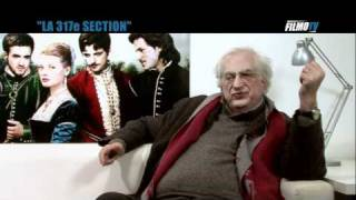 LA PRINCESSE DE MONTPENSIER : Interview de Bertrand TAVERNIER