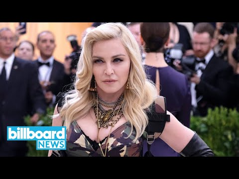 Madonna Tweets Cryptic Photo of a Hand Cutting an Apple on Twitter | Billboard News