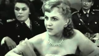 """песня Марины из х/ф """"Часы остановились в полночь"""" 1958 г."""