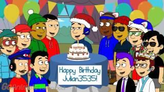 Happy Birthday Julian3535!