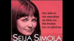 Seija Simola-kun aika on (lyrics)